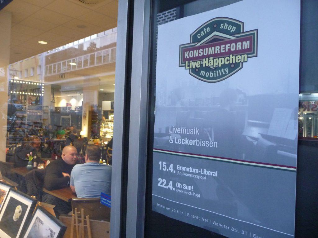 Oh Sun! spielen am 22. April um 20 Uhr im Café Konsumreform. Foto: Grimm